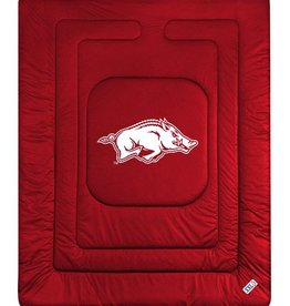 "Arkansas Razorback ""Locker Room"" Comforter By Sports Coverager"