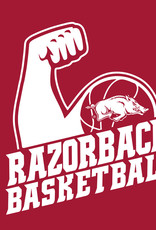 Arkansas Razorback Basketball Muscle