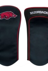 Arkansas Razorback Driver Headcover - Black