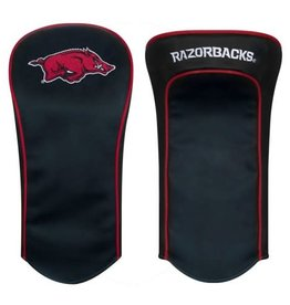 Arkansas Driver Headcover - Black