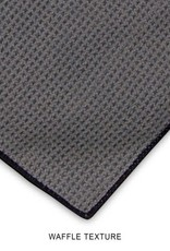 Arkansas Razorback 15 X 15 Grey Microfiber Golf Towel