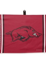 "Arkansas Razorback 14"" X 24"" Waffle Golf Towel"