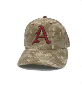 Arkansas Razorback Desert Digi Camo Baseball Hat