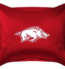Razorback Locker Room Pillow Sham