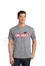 Arkansas Razorbacks Omahogs All Gas No Brakes Tee