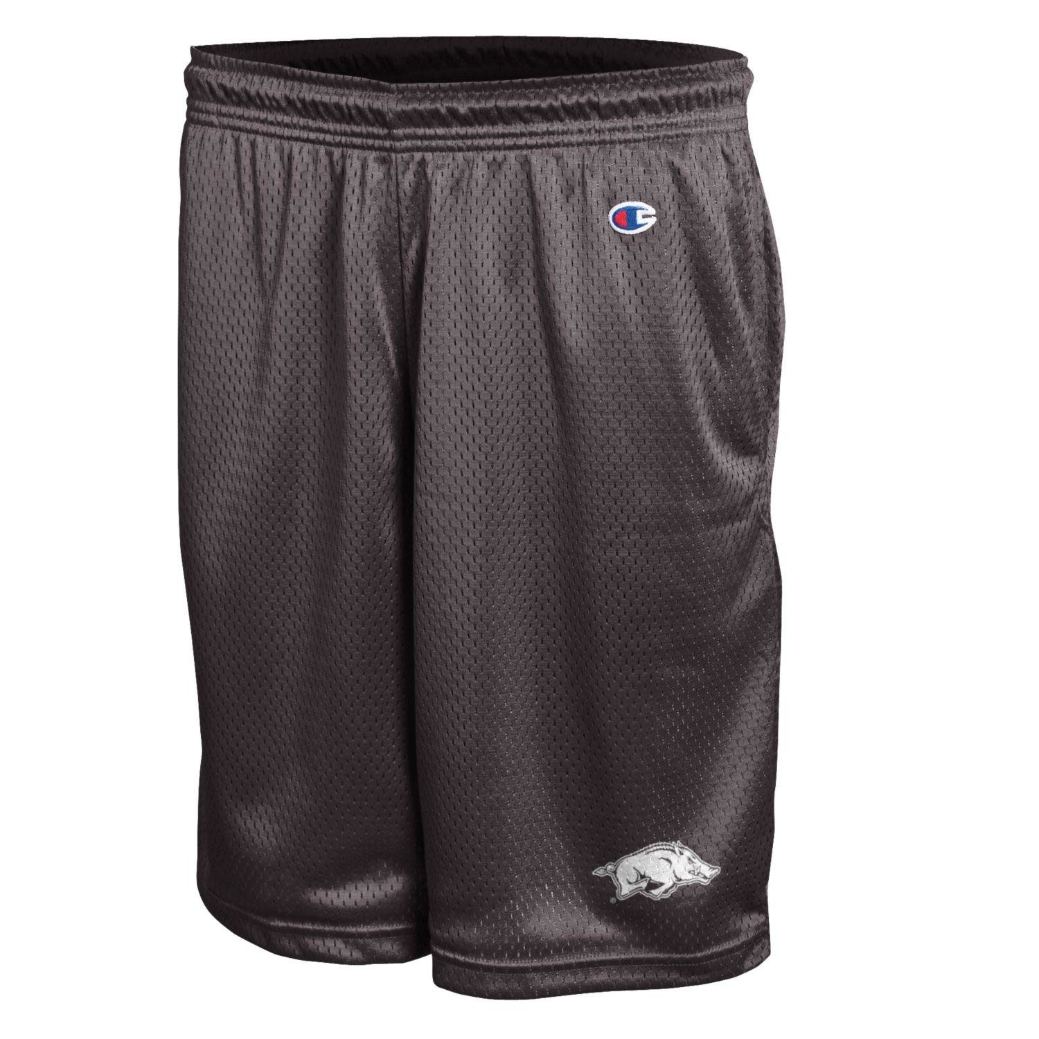 Champion Arkansas Razorback Men's Classic Mesh Short