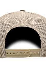 Arkansas Razorback Camo American Flag Hat
