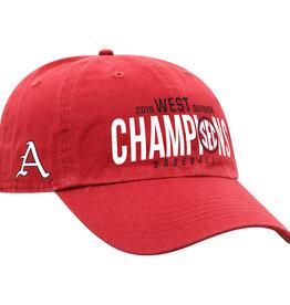 2019 SEC Baseball Western Division Champions Locker Room Hat