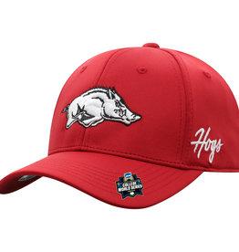 The 2019 Arkansas Razorback CWS Hat