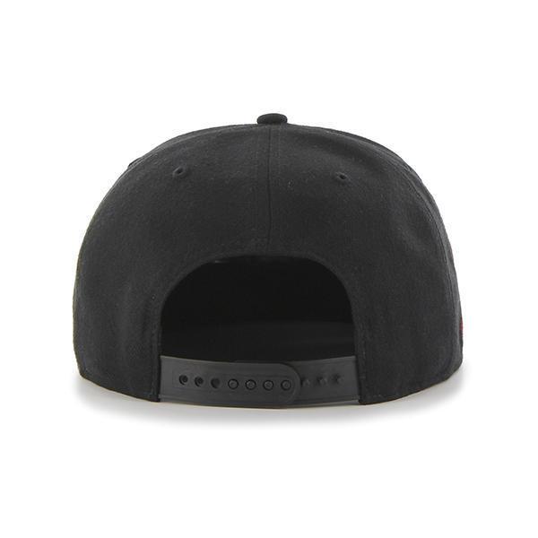 '47 Brand Arkansas Razorback Sure Shot Hat