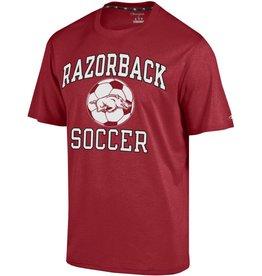 Champion Arkansas Razorbacks Soccer Sport Graphic