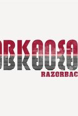 Alternative Retro Arkansas Razorback Ringer Tee By Alternative