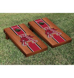 Victory Tailgate Hog Through The A Regulation Cornhole Set