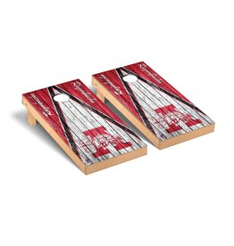 Victory Tailgate Arkansas Razorbacks Regulation Cornhole Game Set Weathered Version