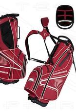 Arkansas Razorback Gridiron III Stand Golf Bag