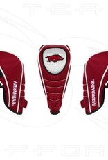 Arkansas Razorback Utility Golf Headcover By Team Effort