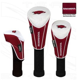 Arkansas Head  Cover 3pc