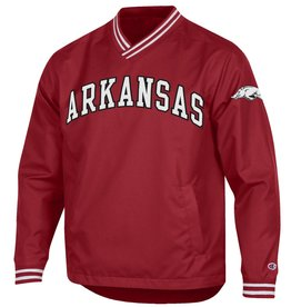 Champion Razorback Scout V-Neck Pullover By Champion