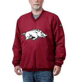 Franchise Club MFG. CO Razorback V-Neck Windshirt - Pullover