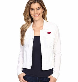 Tommy Bahama Women's Two Palms Raw Edge Jacket