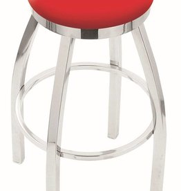 "Holland Bar Stool 30"" Bar Stool Chrome Design 2"