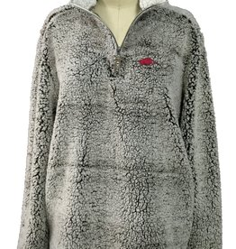 Summit Heathered Sherpa 1/4 Zip