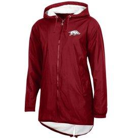 Champion Women's Razorback Ultimate Stadium Jacket Full Zip