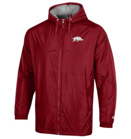 Champion Men's Razorback Ultimate Stadium Full Zip Jacket By Champion