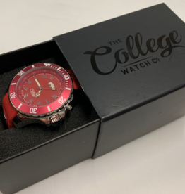 The College Watch Company Arkansas Razorback 48MM Watch