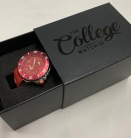 The College Watch Company Arkansas Razorback 40MM Watch by The College Watch Company