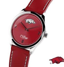 The College Watch Company 41mm Razorback Slim Watch