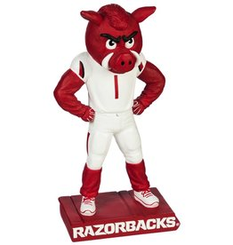 Razorback Big Red Mascot Statue