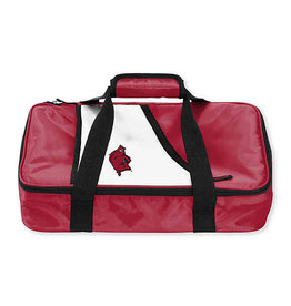 Logo Brands Arkansas Razorback Casserole Caddy