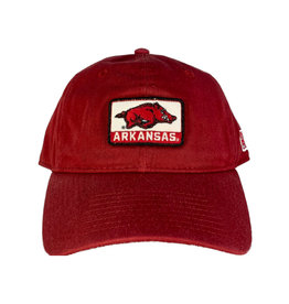 The Game Razorback Embroidered Patch Applique Hat