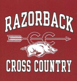 Champion Arkansas Razorbacks Cross Country Tee