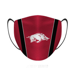 Rock'em  Apparel Razorback Jersey Series Kids - Youth Face Mask / Face Covering