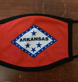 Arkansas State Flag Mask/Face Covering