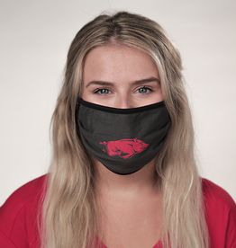 AR ClothMasks Razorback Team Face Mask/Covering
