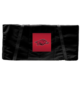 Victory Tailgate Arkansas Razorbacks Regulation Cornhole Carrying Case/Bag