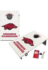 Victory Tailgate Arkansas Razorbacks Baggo Bean Bag Toss Cornhole Game Classic Design
