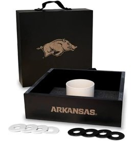 Victory Tailgate Razorback Washer Tailgate Game