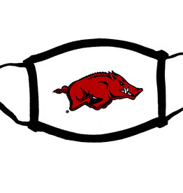 "The ""Sam Pitman"" White Razorback Mask"