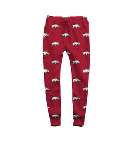 Wes & Willy Kids All Over Print PJ BOTTOM
