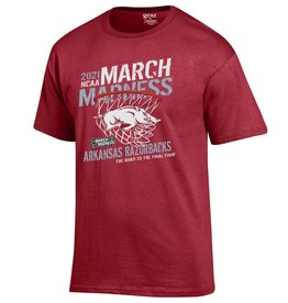 Gear For Sports 2021 Razorback March Madness SST
