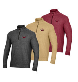 Gear For Sports Razorback Midway 1/4 Zip Pullover
