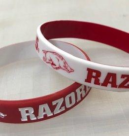 Razorback Silicone Bracelet 2 Pack