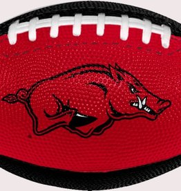 Game Master Razorback Junior Rubber Football