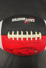 Game Master Arkansas Razorback Junior Rubber Football