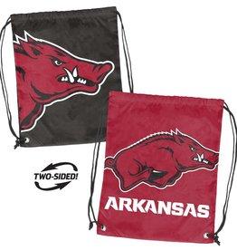 Arkansas Razorback Double Header Backsack