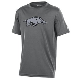 Champion Razorback Youth Athletic Short Sleeve Tee